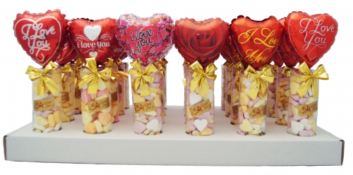 Balloon & Candy koker love