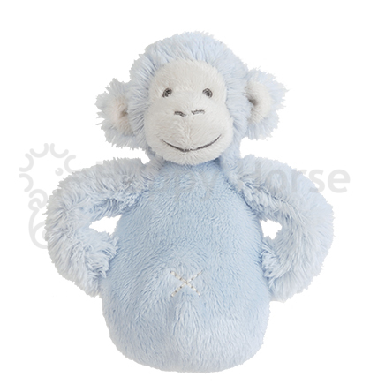 Mickey Blue Monkey Rattle