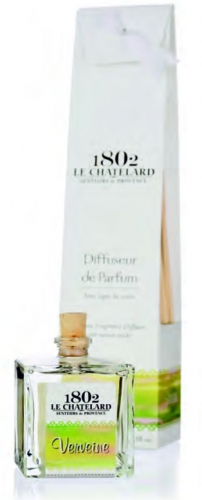 Interieurparfum Verbena met stokjes 100ML