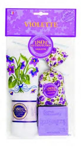 Geur cadeauset Violette