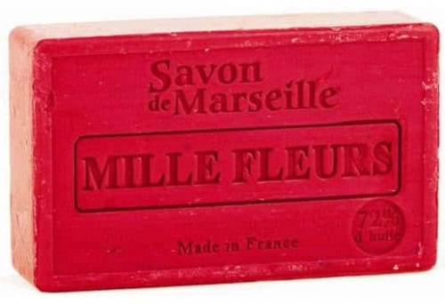 Luxe zeep Mille Fleur 100 gram