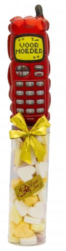 Balloon & candy koker voor moeder