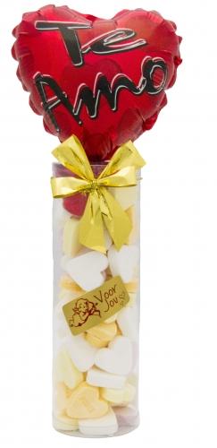 Balloon & Candy koker IHart Te Amo