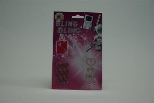 Stickers bling-bling