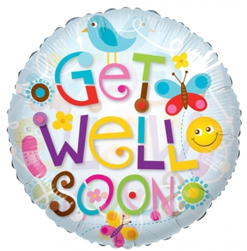 Get Well Elements 22 inch