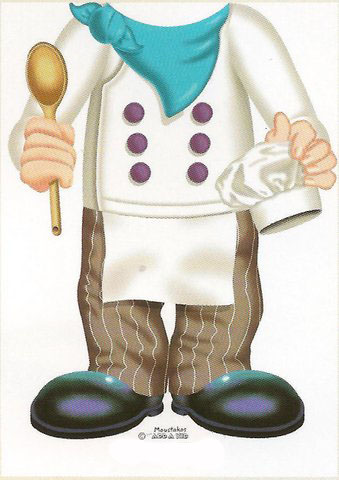 Just add a kid chef