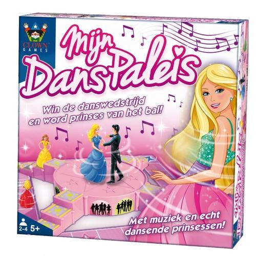 Mijn Danspaleis spel