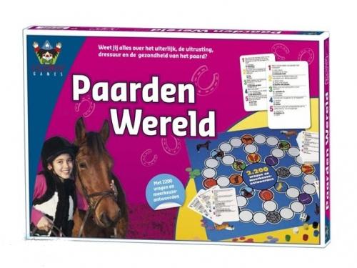 Paardenwereld