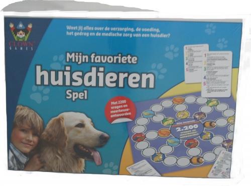 mijn favoriete huisdierspel