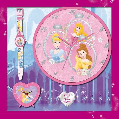 Disney princeses klokset