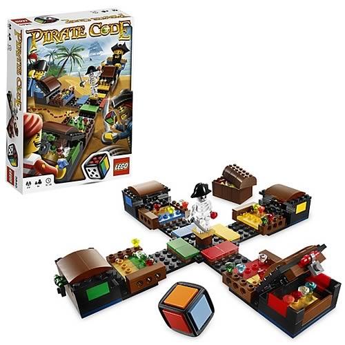 LEGO Piraten code