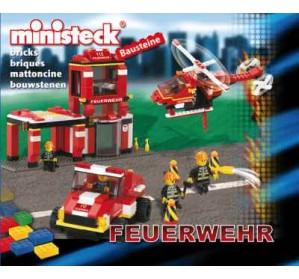Brandweer serie ministeck