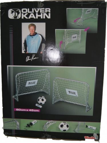 Voetbal doelen