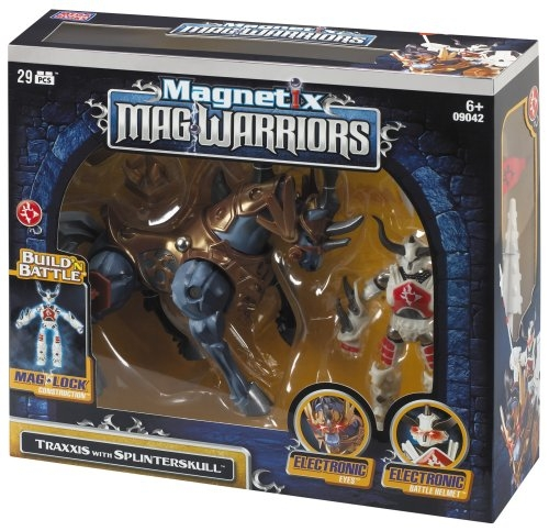 Magnetix Magic Warriors