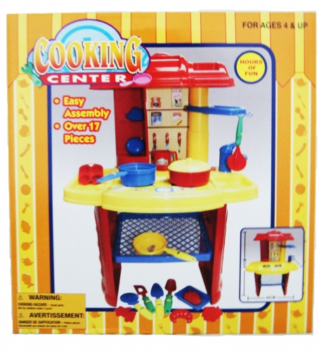 Cooking centre