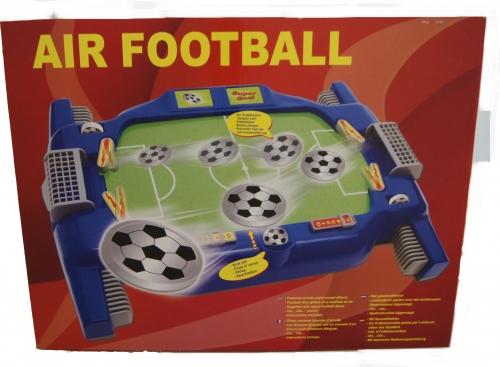Airfootbal met geluid