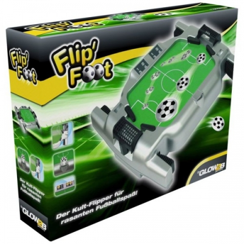 Flip foot voetbaltafel spel