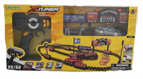 Racebaan Xrunners 1:55.