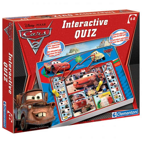 Cars interactive Quiz