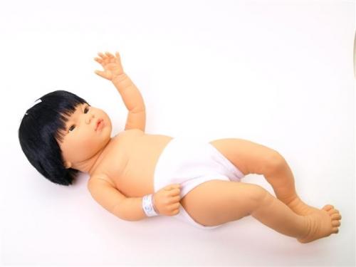 New Born Aziatisch Meisje