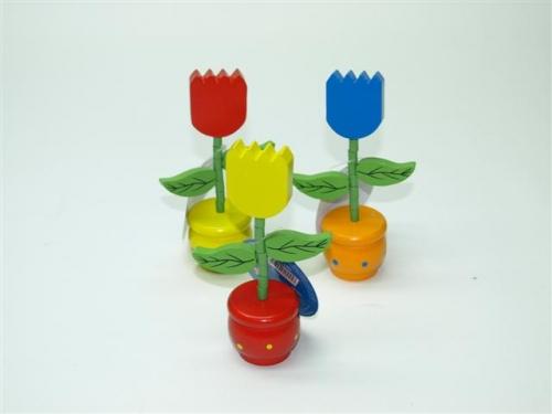 Druk tulp assorti kleur