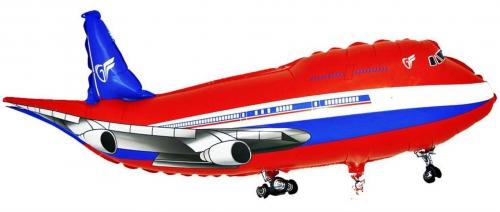 Vliegtuig rood SH