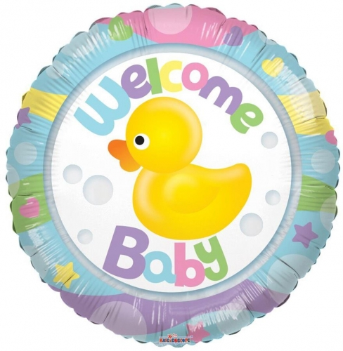Baby Welcome Rubber Duck