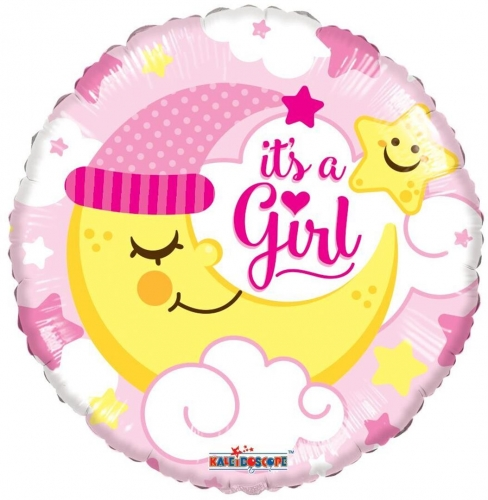 Baby Girl Moon