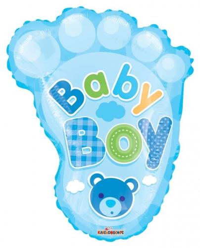 Baby Boy foot
