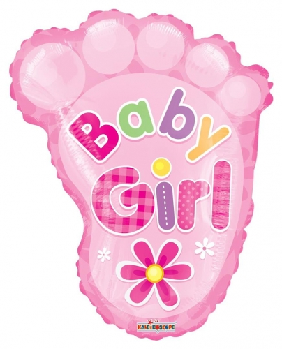 Baby Girl foot ML