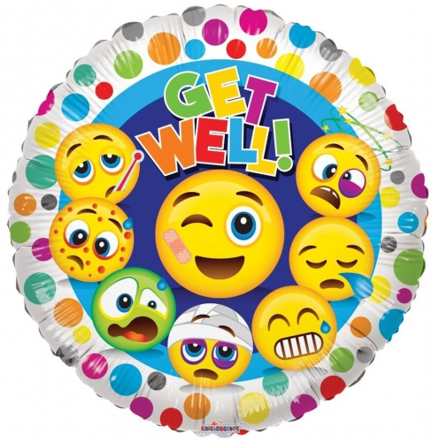 Get Well Smilies