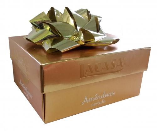Lacasa Chocolade Amandelen Gesorteerd
