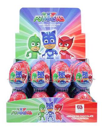 PJ Masks Chocolade Suprise eieren