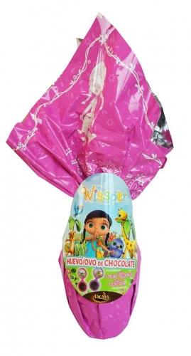 Chocolade Eieren deluxe Licentie