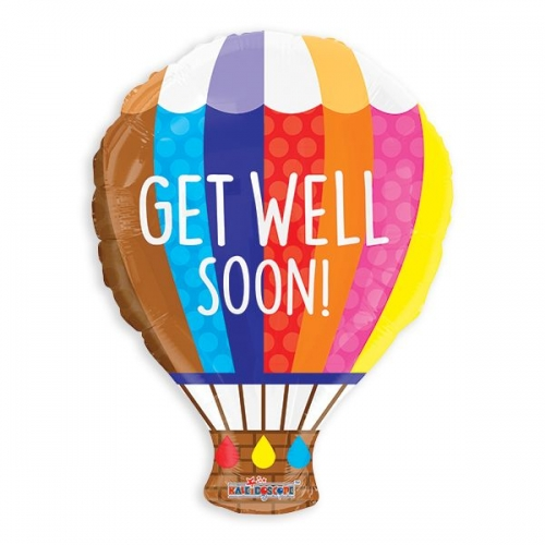 Get well Soon Hot air