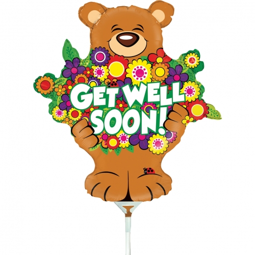 Get well Beary Bunch