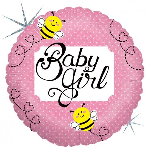 Baby Girl Bee