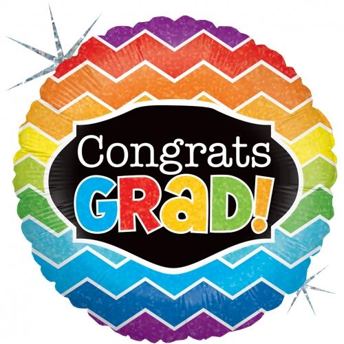 Congrats Grad Chevron