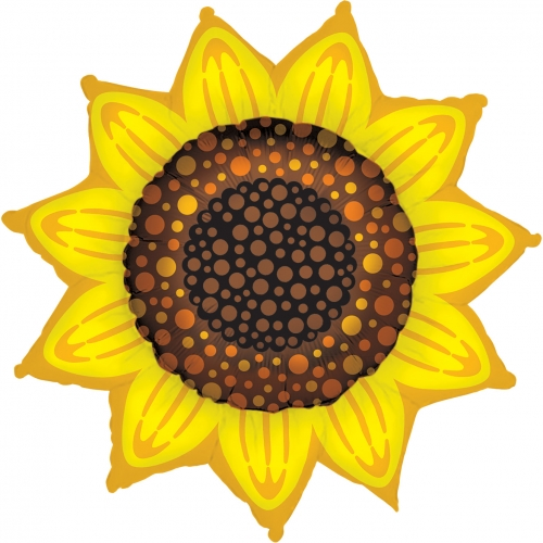 Sunflower day candy