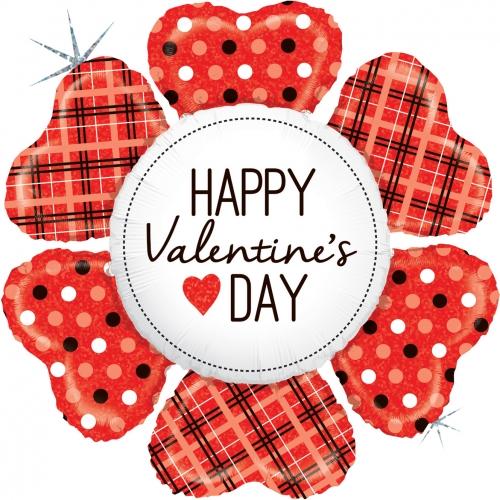 Happy Valentine Bloem Jumbo