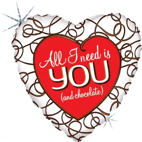 Need you chocolate