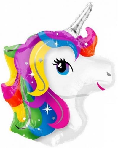 Unicorn Rainbow 22 inch