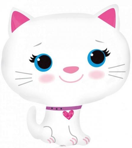 Kitten - White