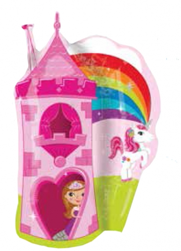 Princess Unicorn and Castle SH
