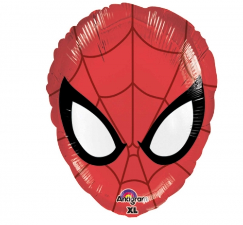 Spiderman Head SL