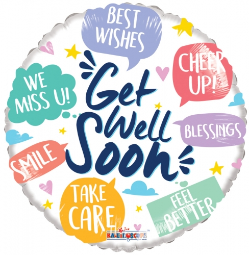Get Well Phrases SL
