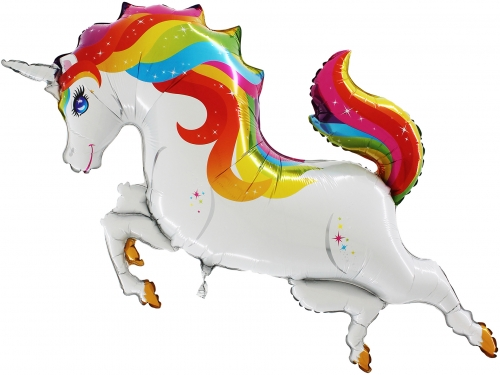 Unicorn Rainbow Full Body SH