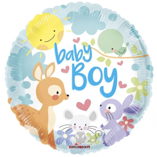 Baby Boy many animals SL