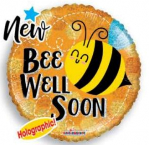 Bee Well Soon holographic SL