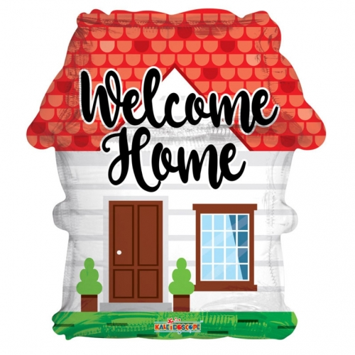 Welcome home house shape SL